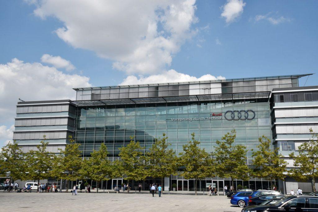 Audi Werksführung