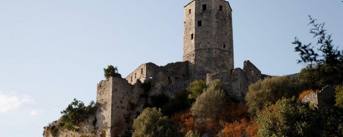 Burg von Počitelj