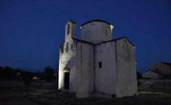 Heiligkreuz Kirche von Nin