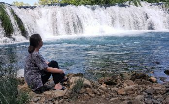 Kocusa Wasserfall